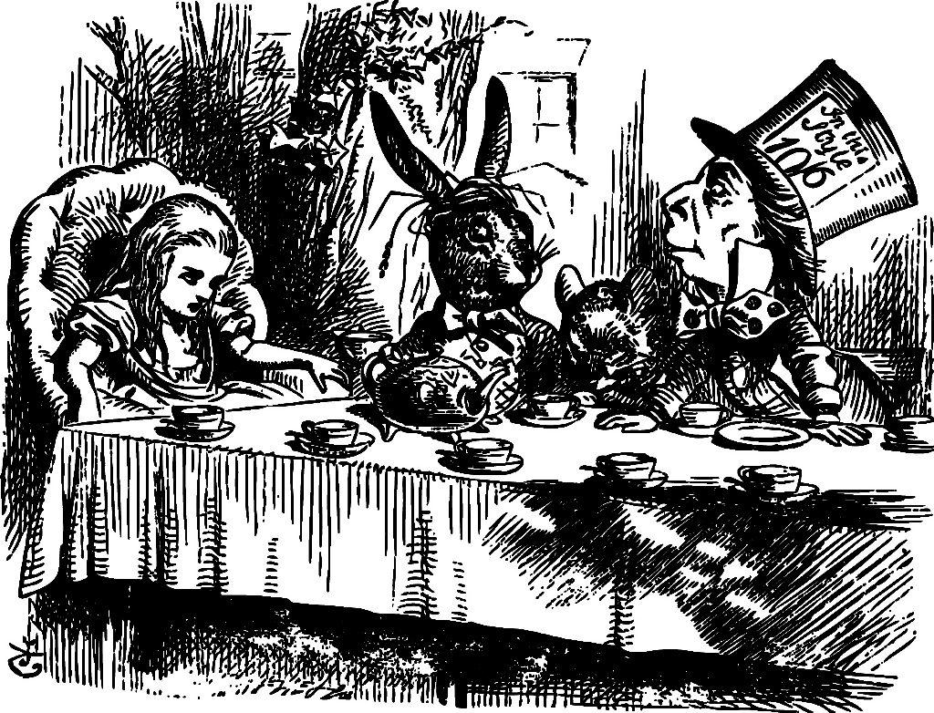 幻のフィルム!『不思議の国のアリス』約120年前の初映画化版