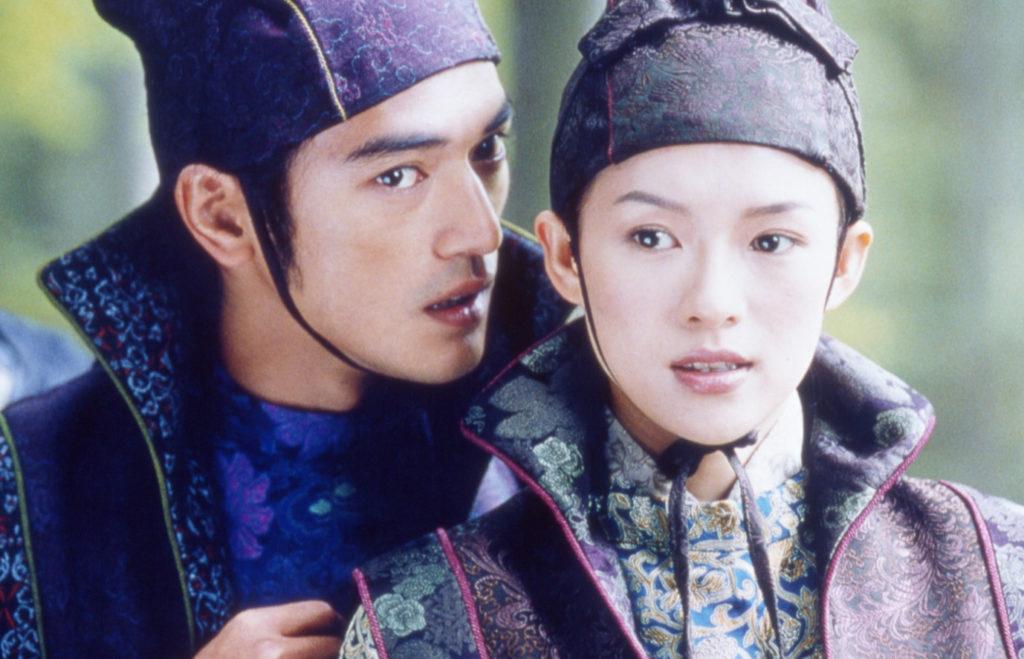 武侠映画ながら映像美も楽しめる中国映画『LOVERS』