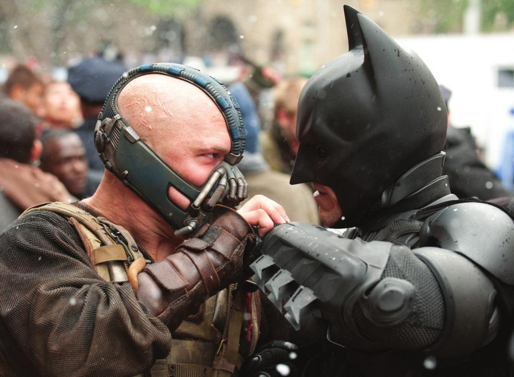 キャストがバッチリなクリストファー・ノーラン版バットマンの完結作【ダークナイト ライジング編】