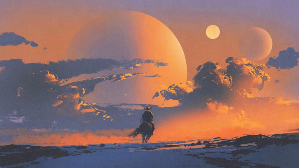 大人の雰囲気ただようスペースオペラの傑作『カウボーイビバップ 天国の扉』