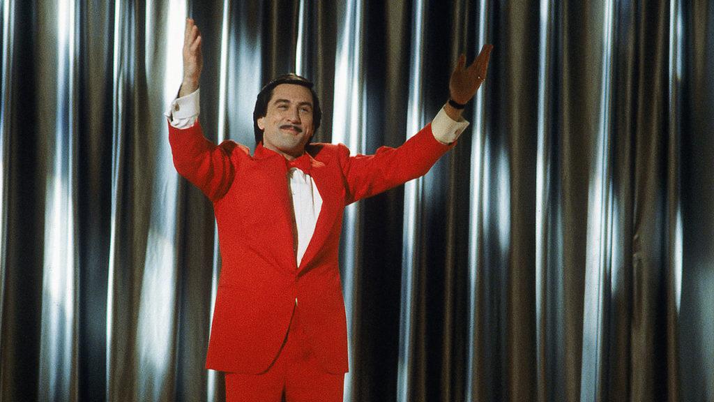 『ジョーカー』とリンクしていると言われる『キング・オブ・コメディ(1983)』