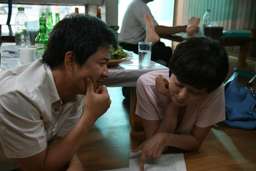 """""""韓国のエリック・ロメール""""と称されるホン・サンス監督作品"""
