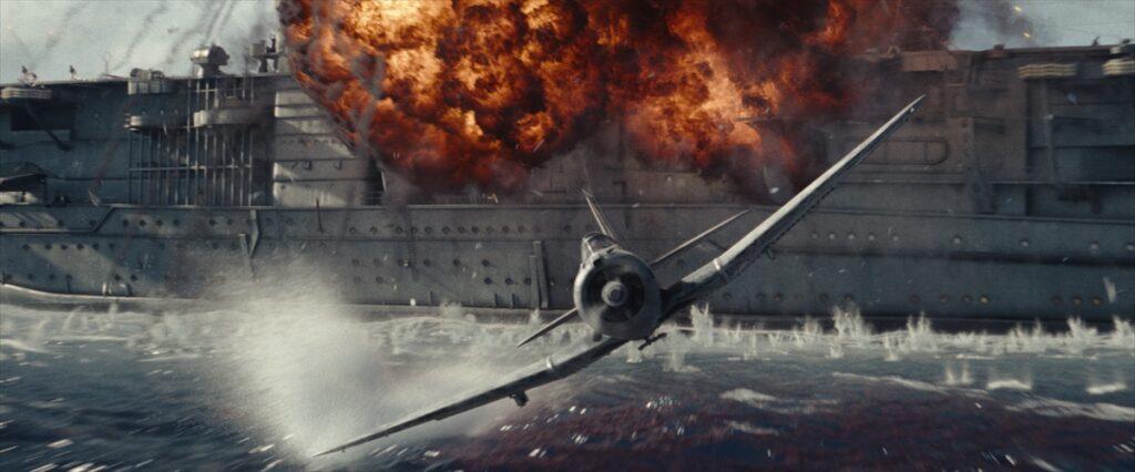 ミッドウェイ戦闘機