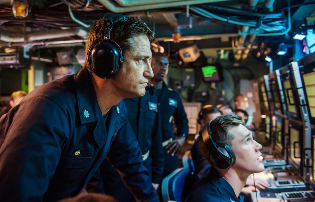 名作揃いの潜水艦アクションからおすすめの1作『ハンターキラー 潜航せよ』