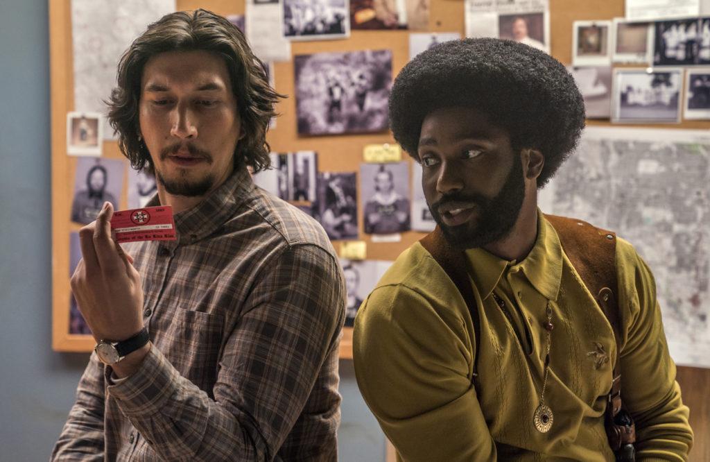 人種差別問題を描き続けるスパイク・リー監督作品『ブラック・クランズマン』