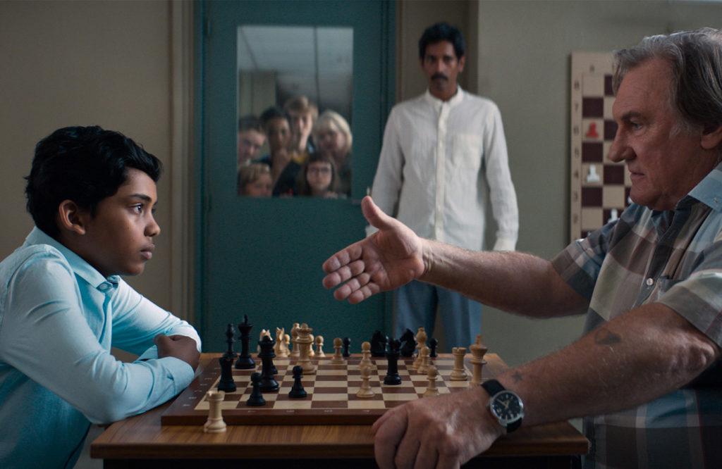 世界的なチェスプレイヤーの人生を描いた感動作『ファヒム パリが見た奇跡』