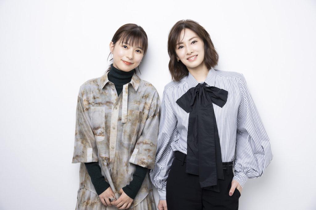 映画「ファーストラヴ」リスペクトし合う北川景子と芳根京子 感情がシンクロしたクライマックスとは