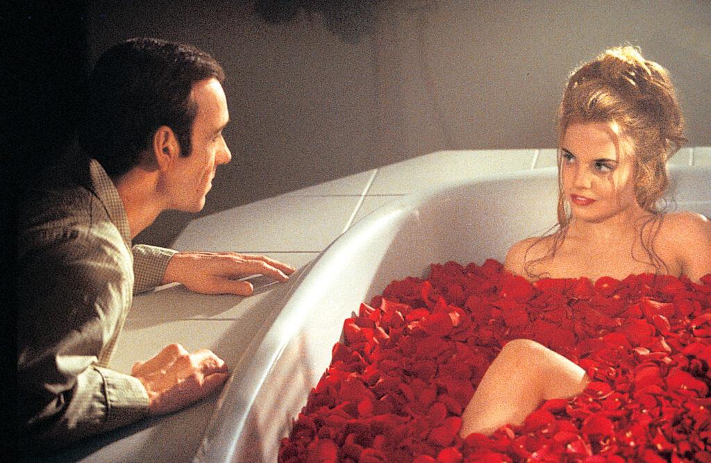 お騒がせ俳優のケヴィン・スペイシーが巧演を見せる『アメリカン・ビューティー』