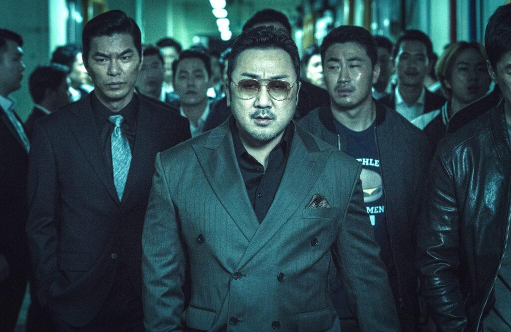 マ・ドンソクが極悪組長に!韓国ノワール・エンタテインメント映画『悪人伝』