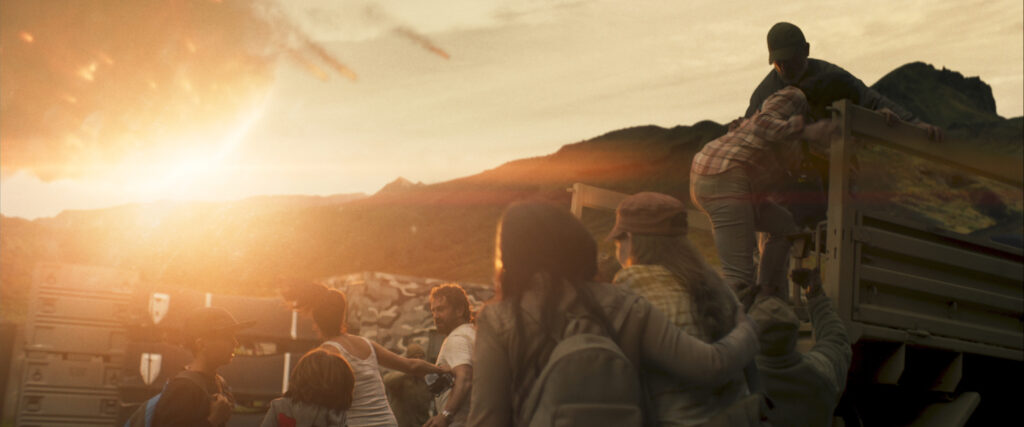 6d1b4ec13dc8abe0726621803658c99f - ディザスター映画おすすめ これは、現実に起こりうる物語『グリーンランドー地球最後の2日間ー』 洋画