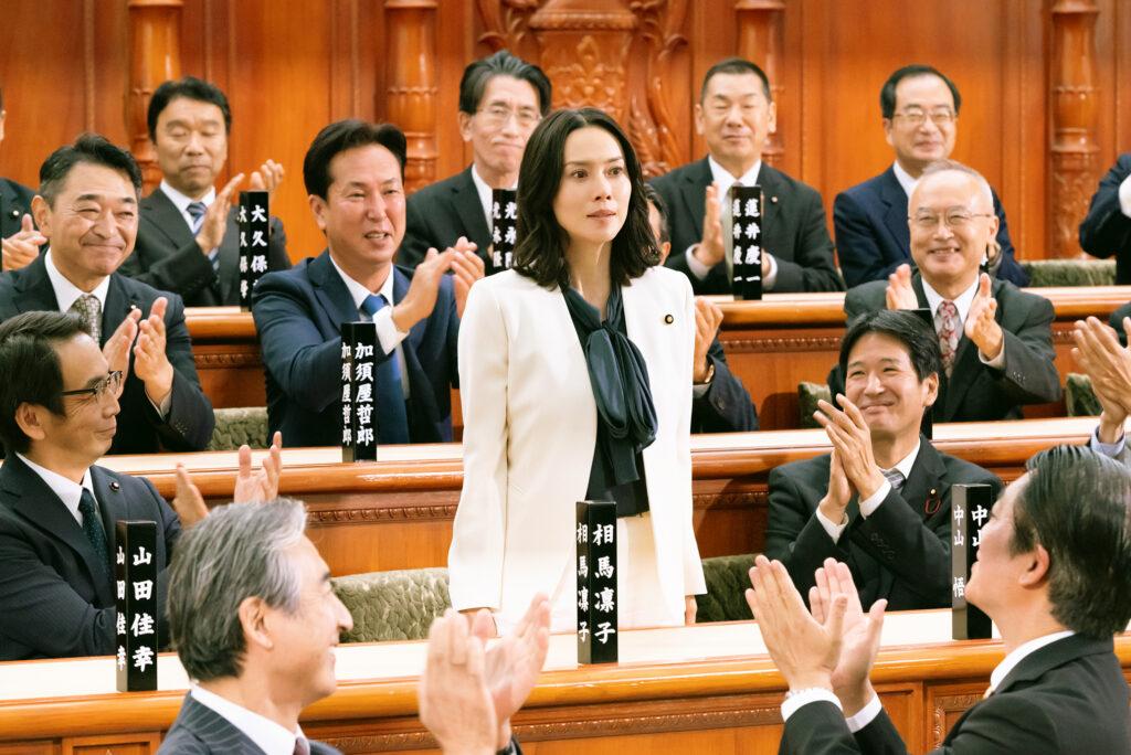 DKP 6434 S - 田中圭の結婚相手は初の女性総理!?『総理の夫』木下ほうから脇役にも注目